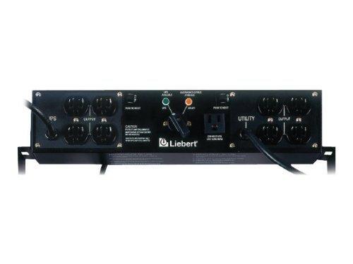 Liebert MicroPod MP2-130C - Manual Bypass Switch-120V