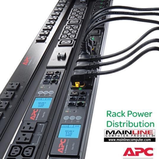 APC AP8861 METERED RACK PDU POWER DISTRIBUTION UNIT